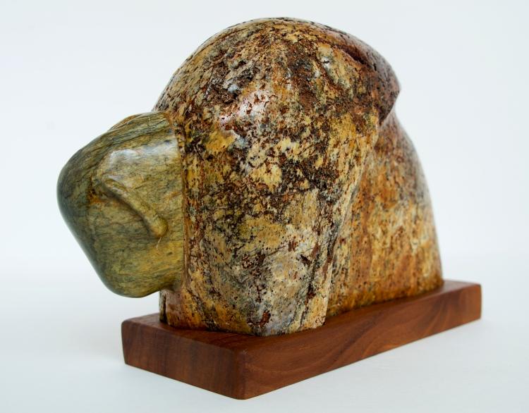 Sierra Soapstone/Brazilian Soapstone Bison
