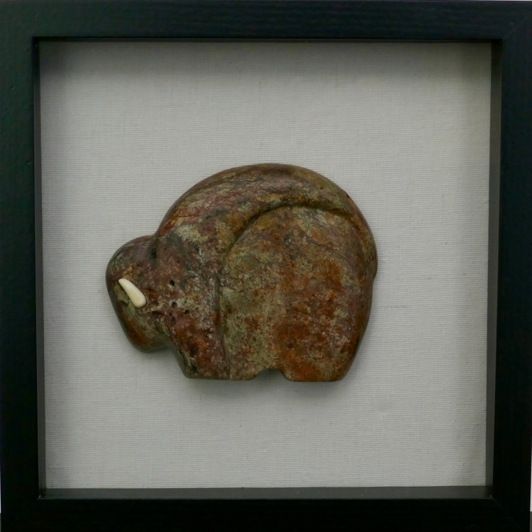 soapstone bison