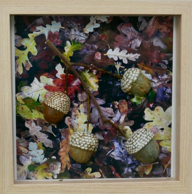 soapstone acorns